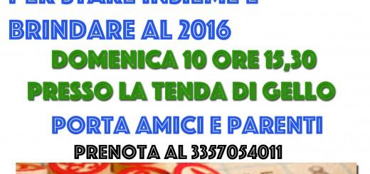 Tombola San Giorgio 10 Gennaio 2016