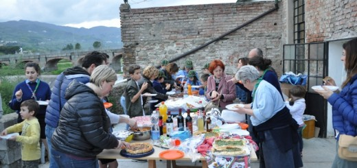 Cena in terrazza 2015
